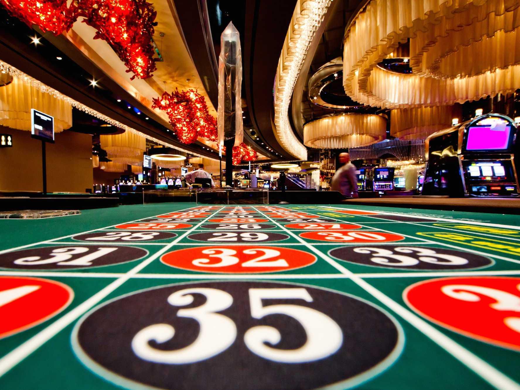 Casino en ligne : Le casino à domicile
